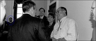 Bush and Abramoff