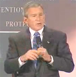 Bush Speech on Wiretaps