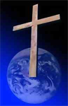 Cross and Earth