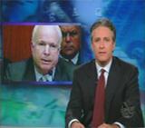 Daily Show McCain