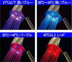Cold Fusion Shower Light