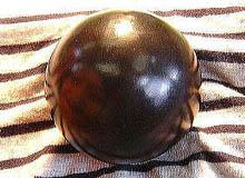 Ball of Mud that Shines